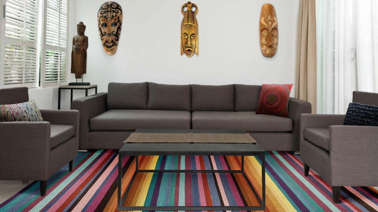 Kathy Ireland Griot living room rug