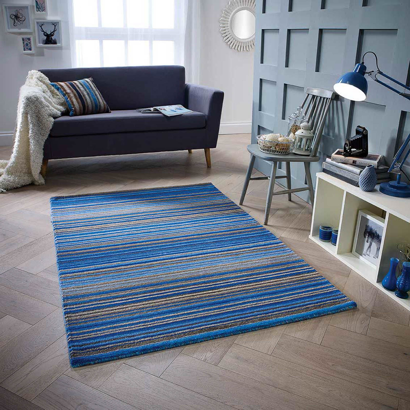Carter Rug for student bedroom rugs