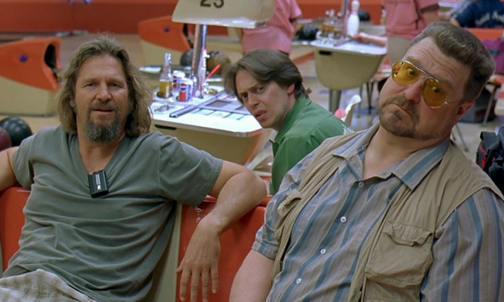 The Big Lebowski Banner Image