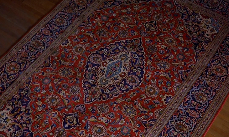 The Big Lebowski persian rug