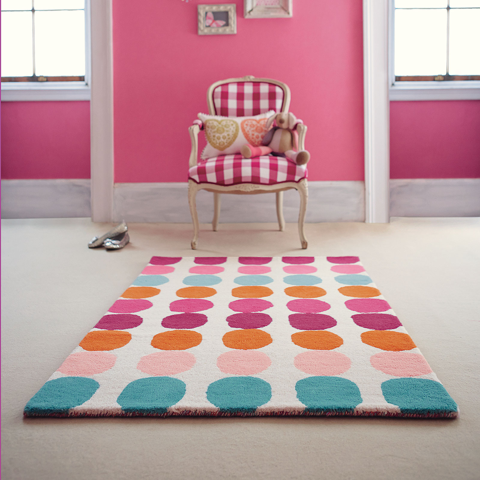 Abacus Rugs 42102 Calypso by Harlequin Kids