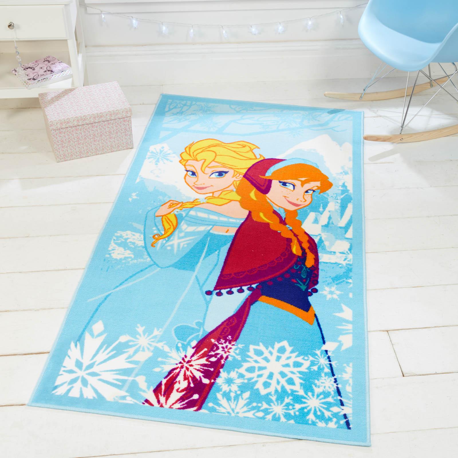 Matrix Disney Frozen Rug