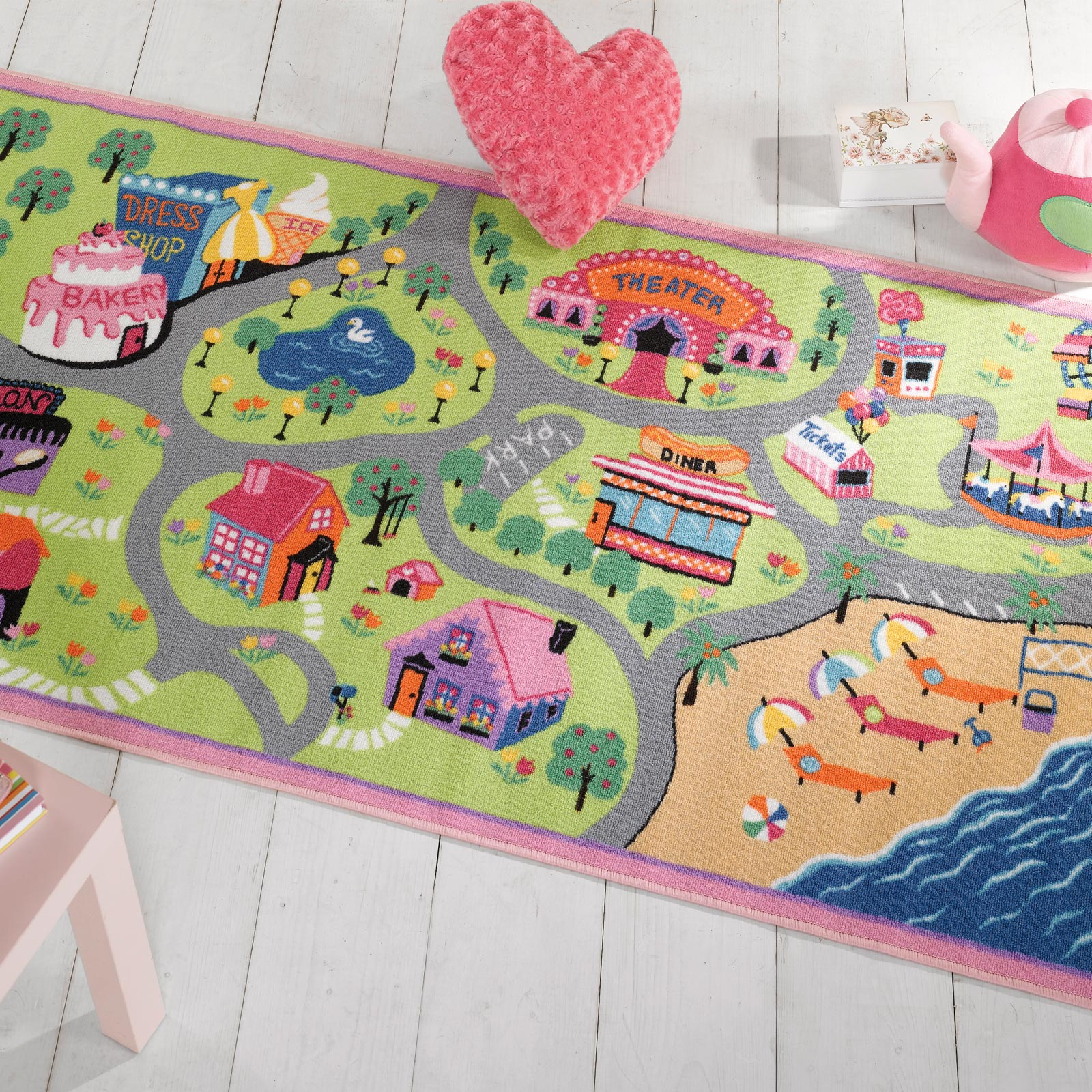 How To Choose The Best Kids Rugs For Your Child\'s Bedroom