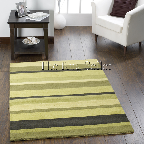 Stripes-Green