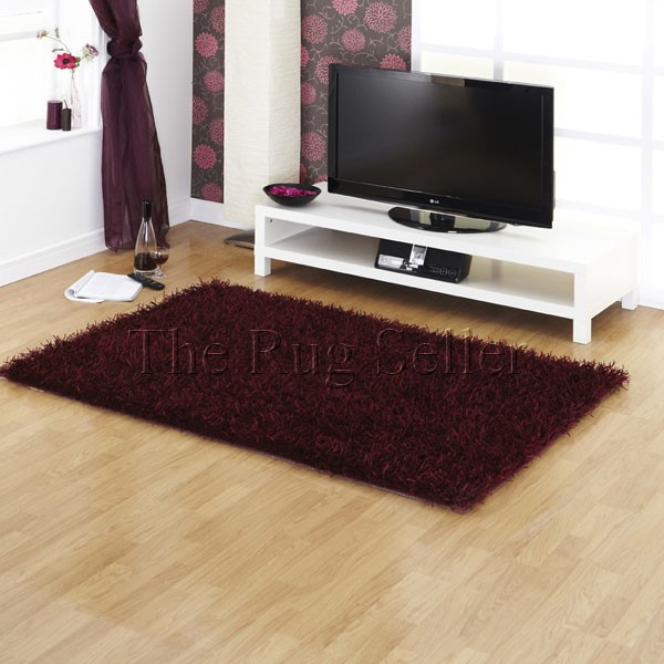 ultimate sparkle shaggy rug
