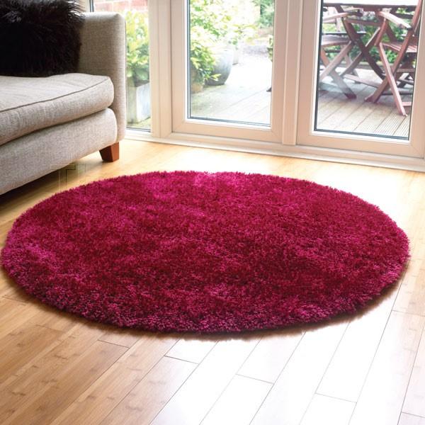 starlet circular rug