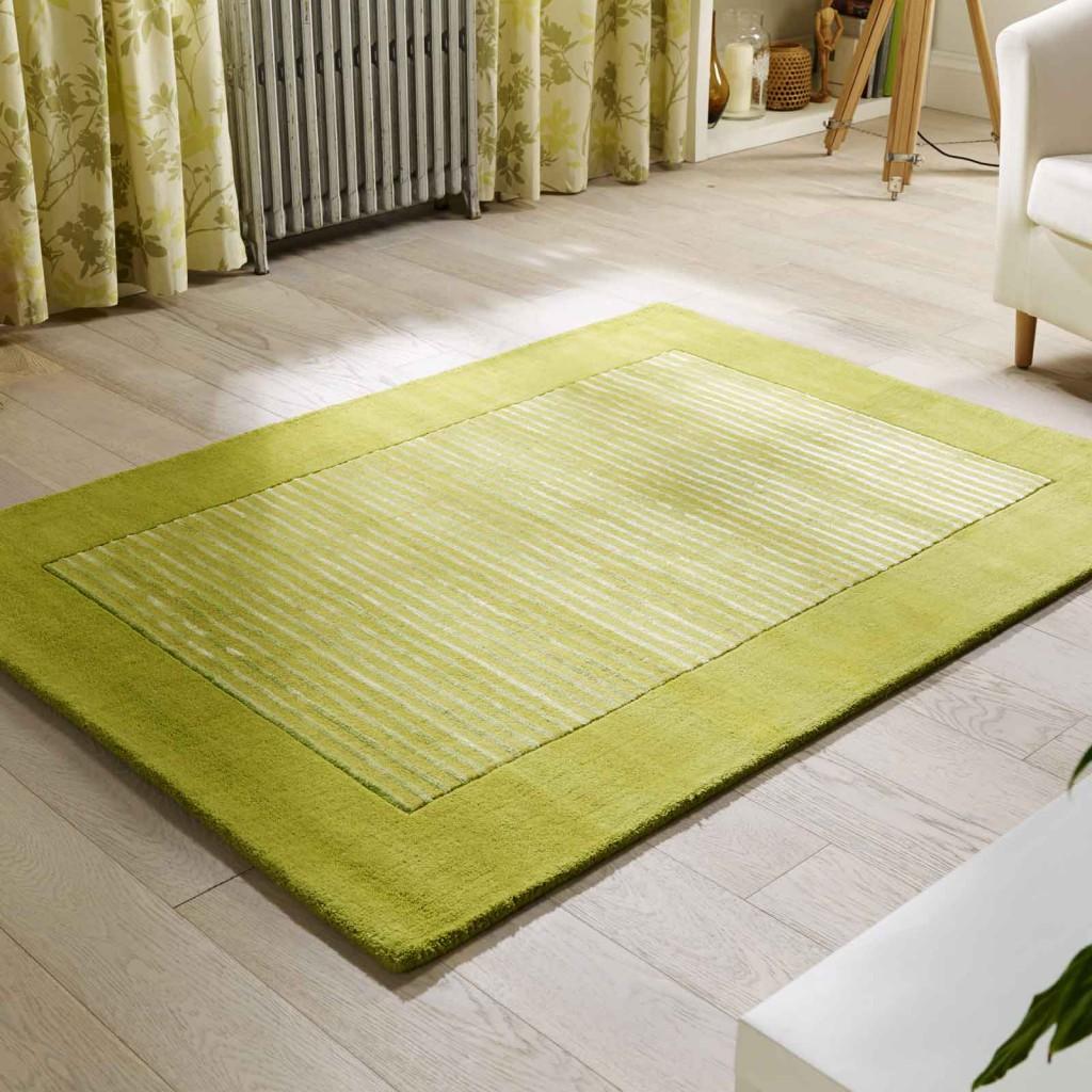 Henley Green rug spring colours 2016