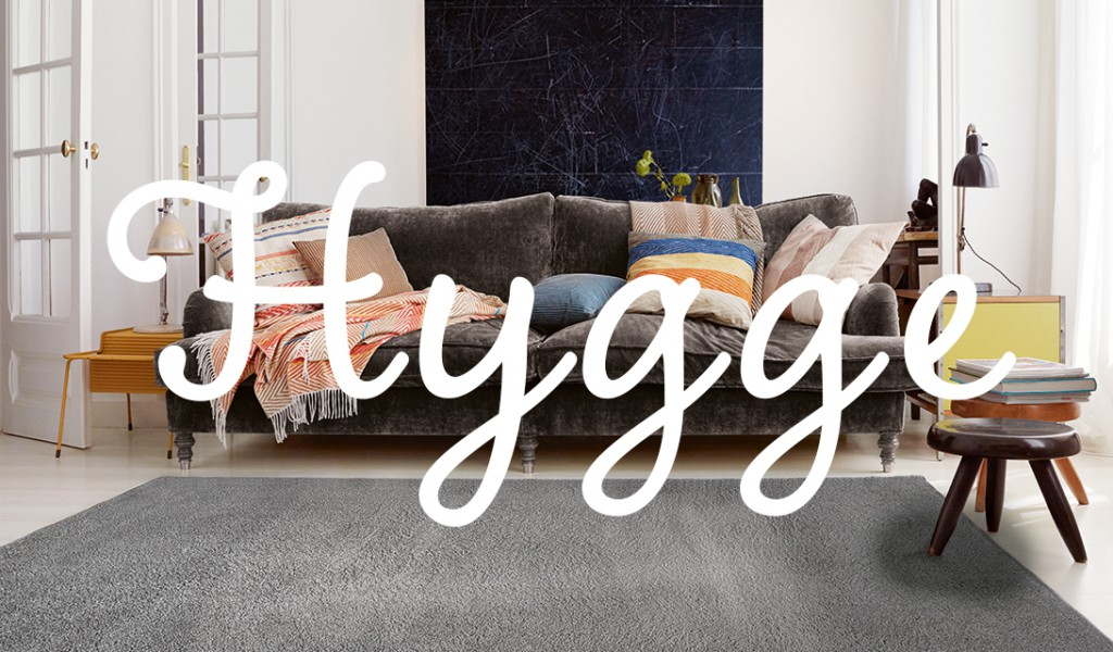 hygge banner featuring a beautiful living room