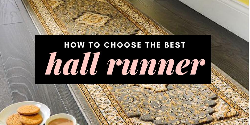 choose the best hall runner banner
