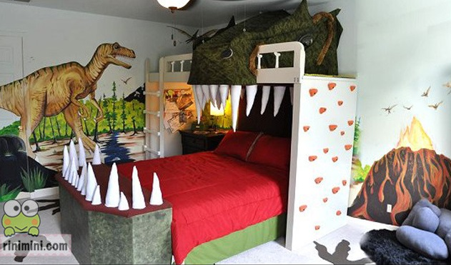 Awe Inspiring 30 Creative Kids Bedroom Ideas That Youll Love The Rug Seller Home Remodeling Inspirations Genioncuboardxyz