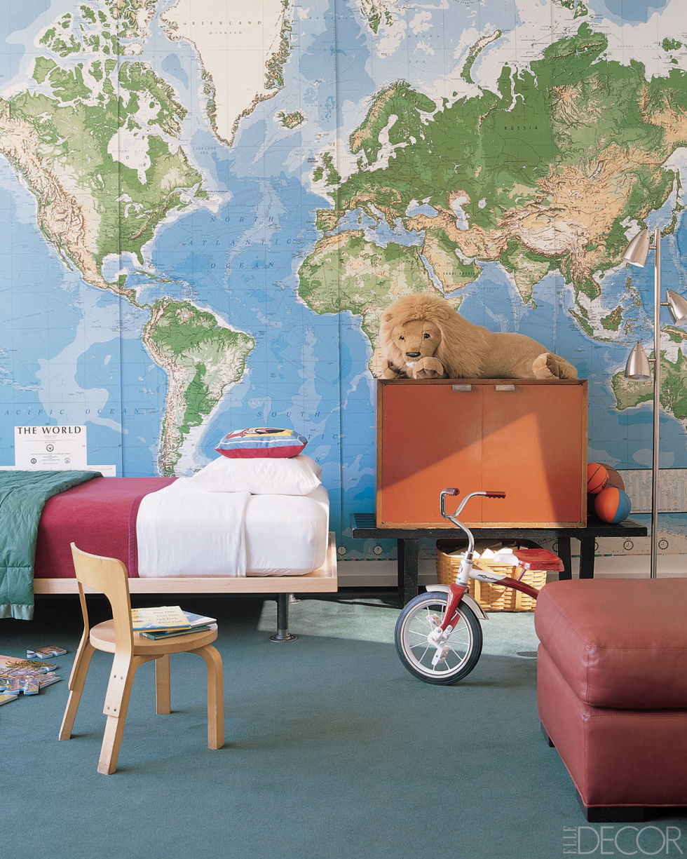 Creative Kids Bedrooms global expolorer Inspired Room