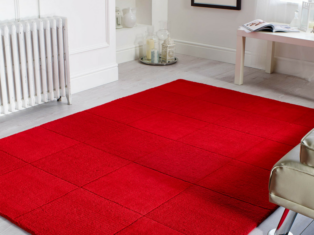 rug releases for red wool squares rugs