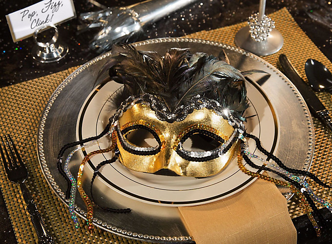 masquerade ball party theme ideas
