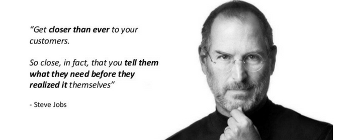 new year's resolutions quote by Steve Jobs