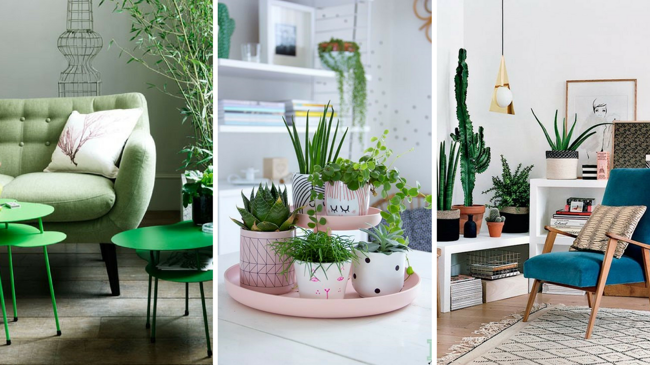 spring decorating ideas Bring The Garden Inside
