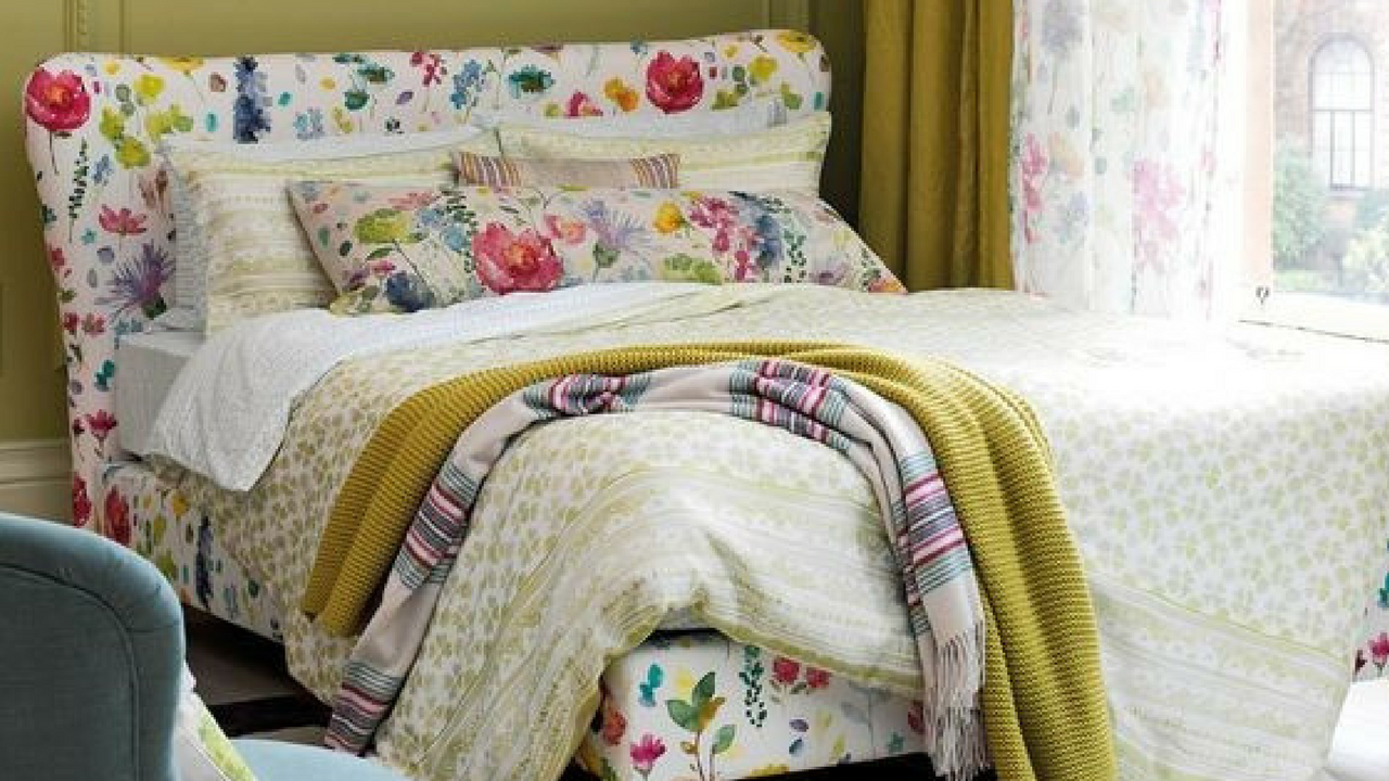 spring decorating ideas Add Pops Of Bright Colours