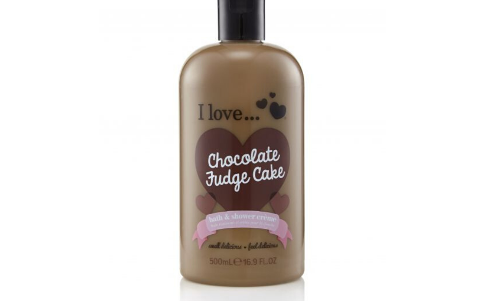 Valentine's day home decor Chocolate Bubble Bath