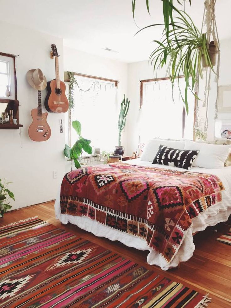 Bohemian: How To Achieve Boho Chic Style In Your Home