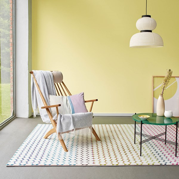 Happy multi-coloured rugs by esprit