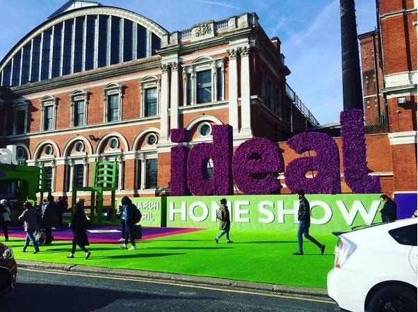 ideal home show 2017 exhibition name