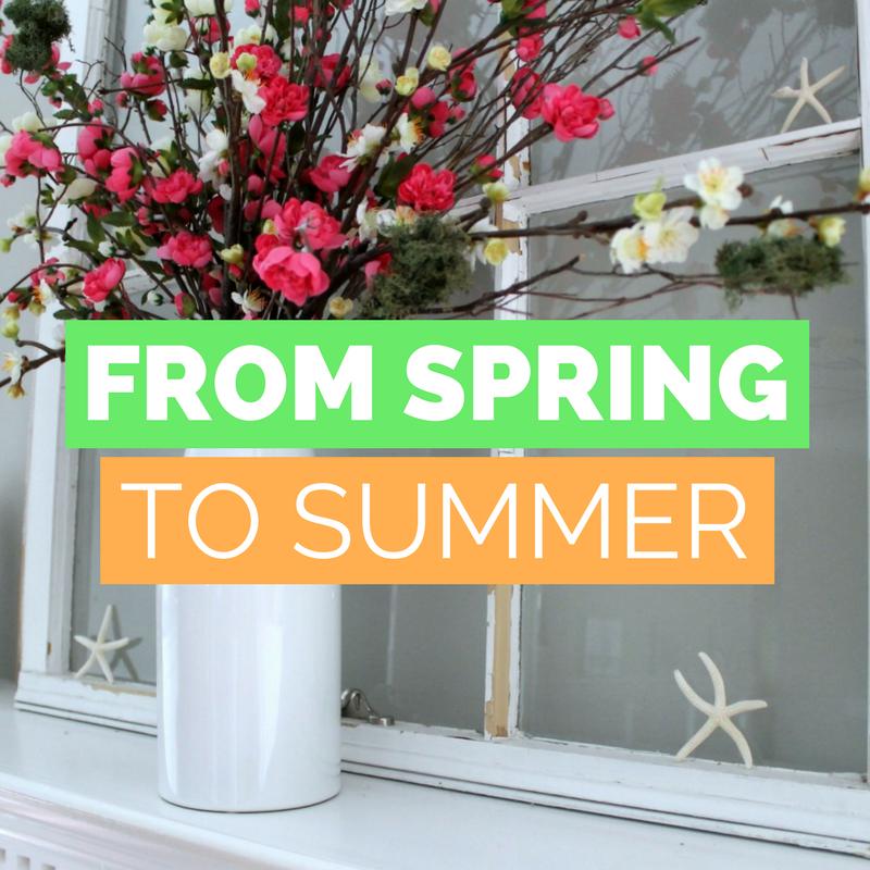 Summer decor updates that won't break