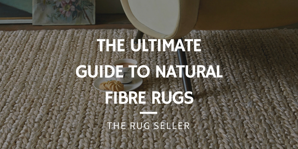 Natural Fibre Rugs Banner