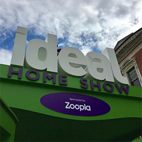 ideal home show 2017 featured image