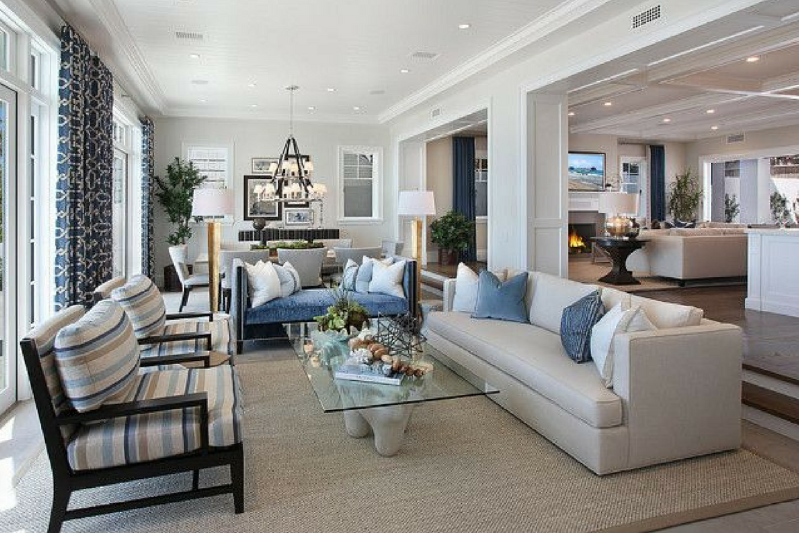 coastal chic open spaces