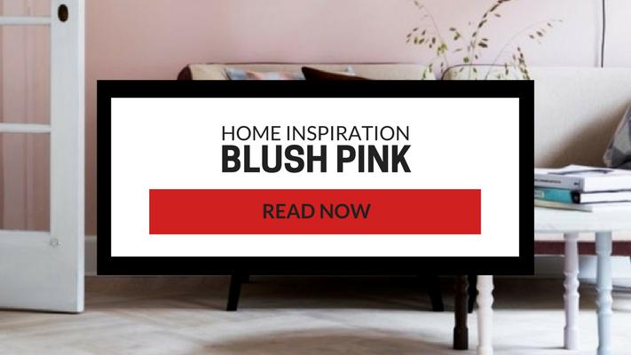 blush pink home inspiration coastal chic