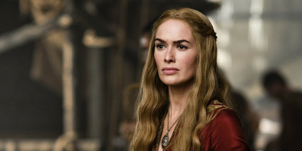 cercei lannister from game of thrones
