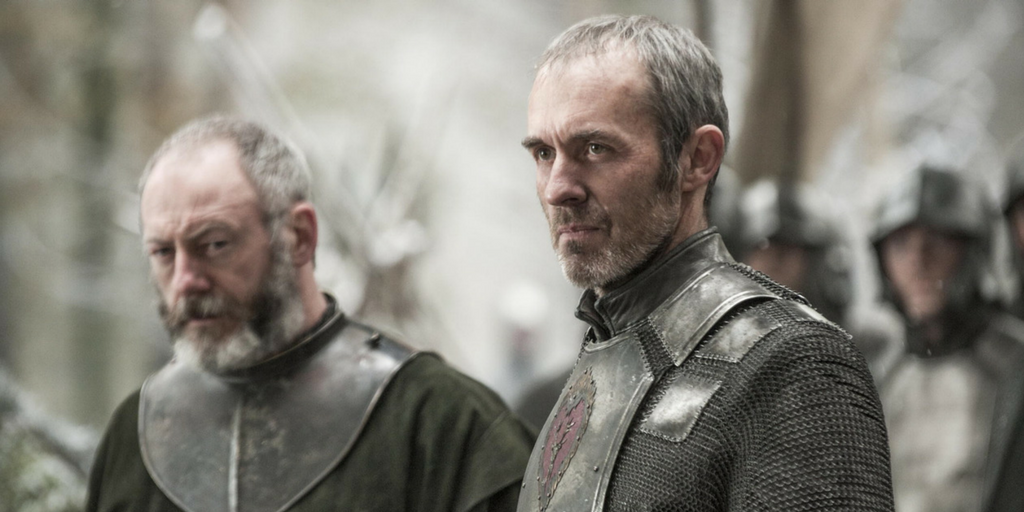 stannis baratheon from game of thrones
