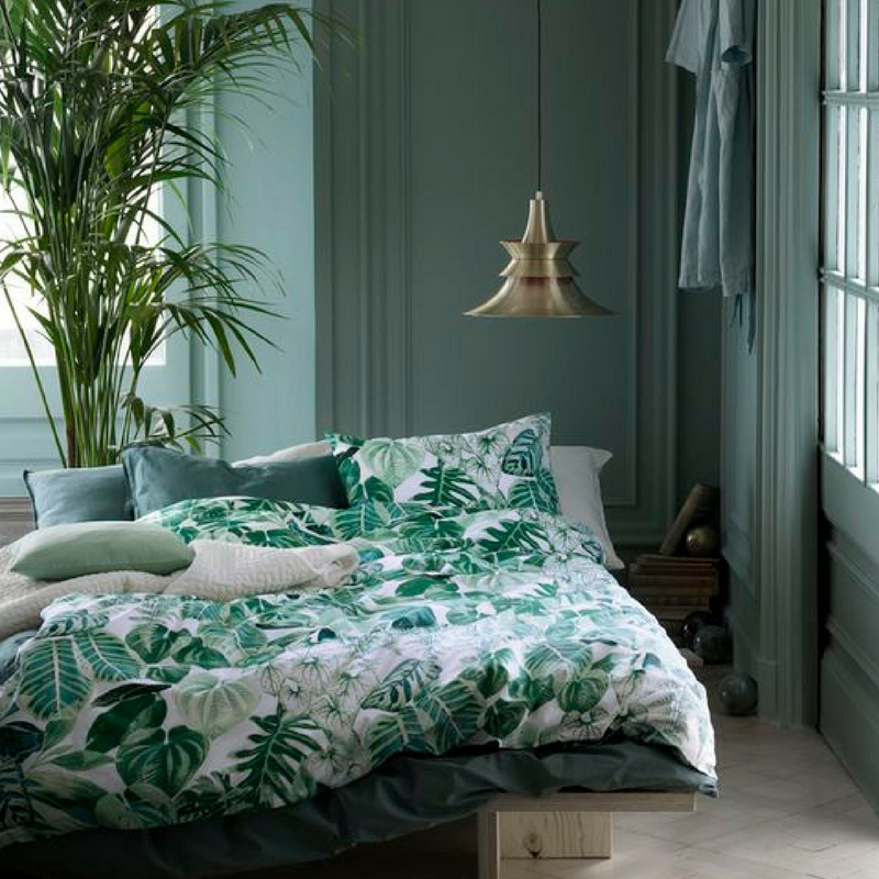 room colour green bedroom