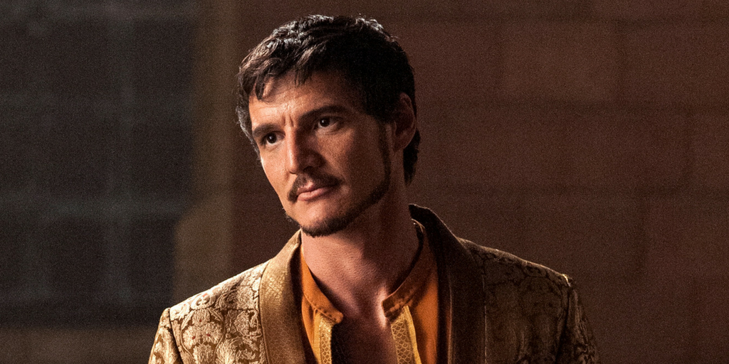 Oberyn Martell from game of thrones
