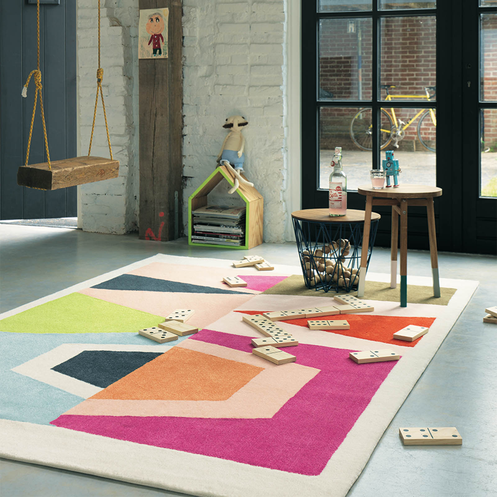 brink and campman designer rug brand from the rug seller