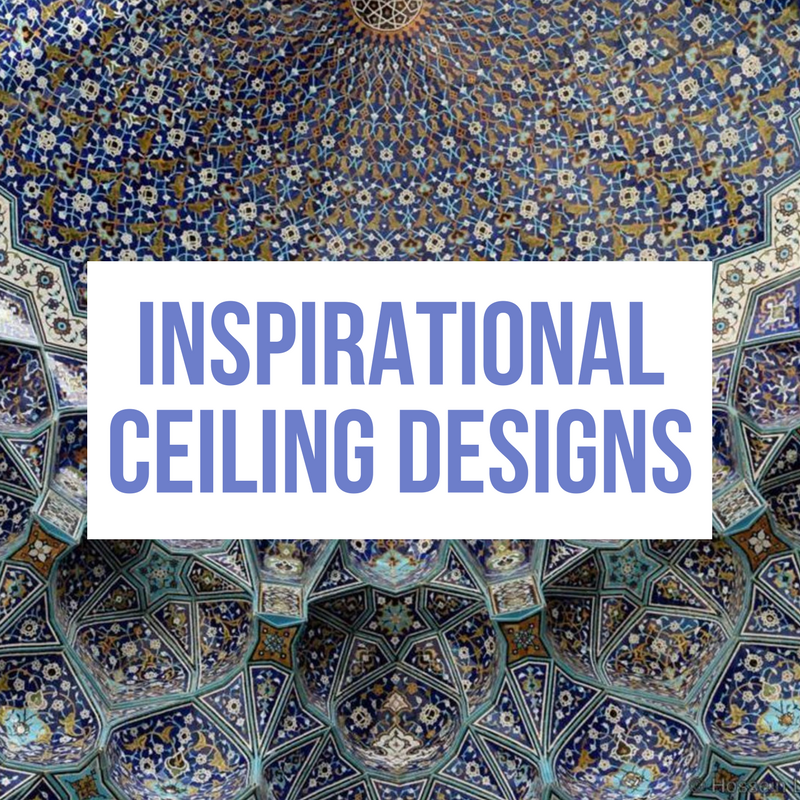 inspirational ceiling designs featured image