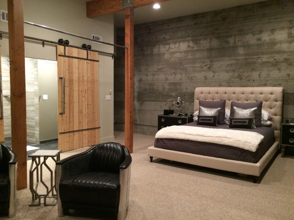 Man Cave Bedroom