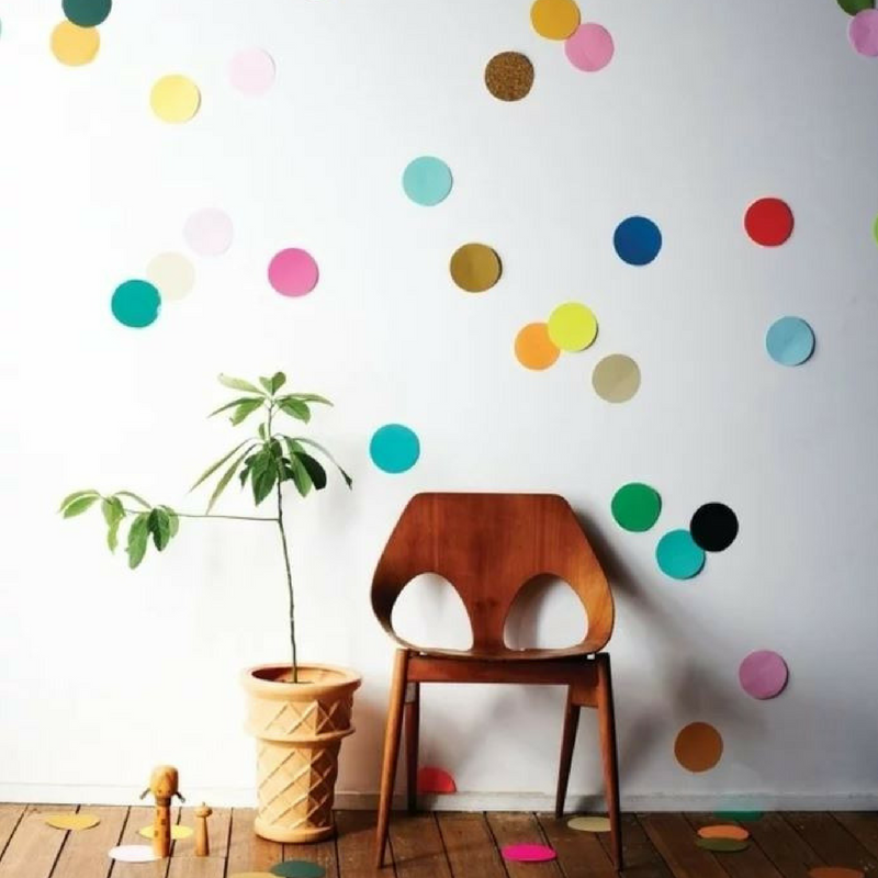 confetti for a student room