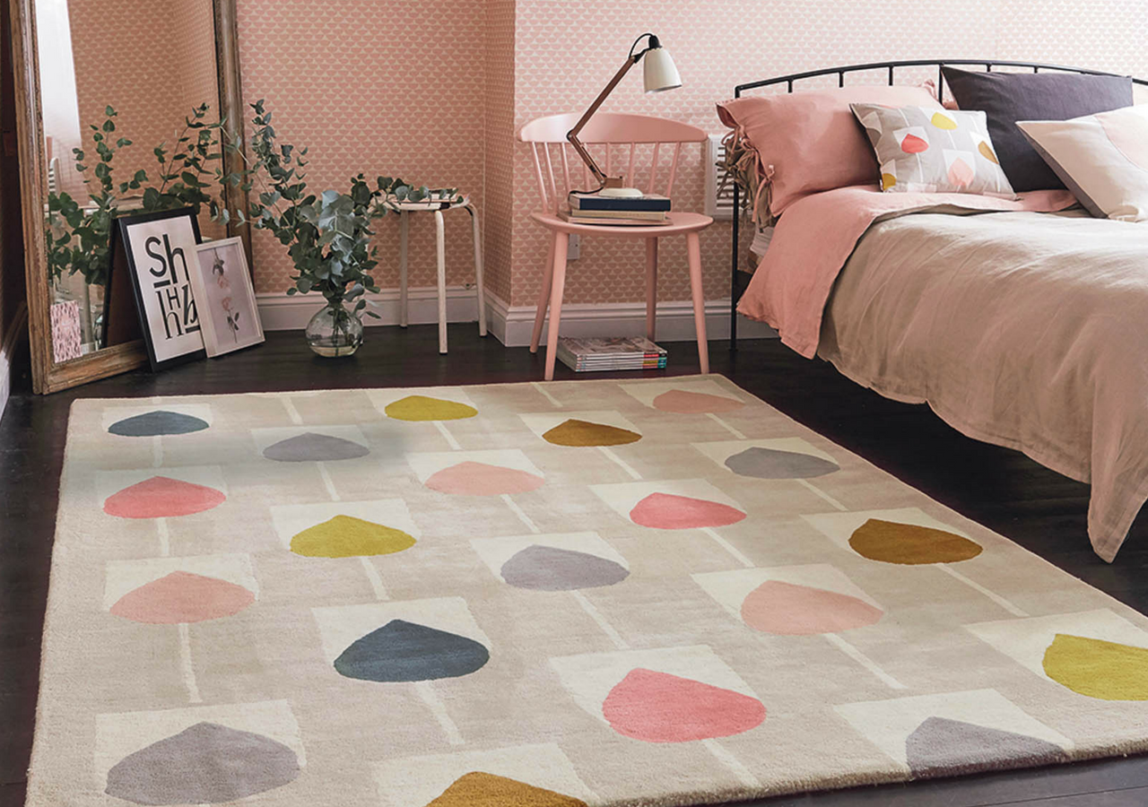 sula bedroom rug