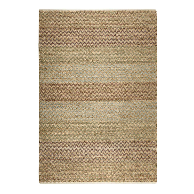 zig zag nature rug for student bedroom rugs
