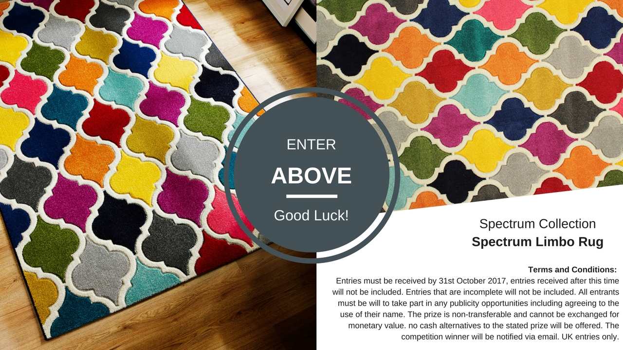 spectrum limbo rug in halloween rug competition