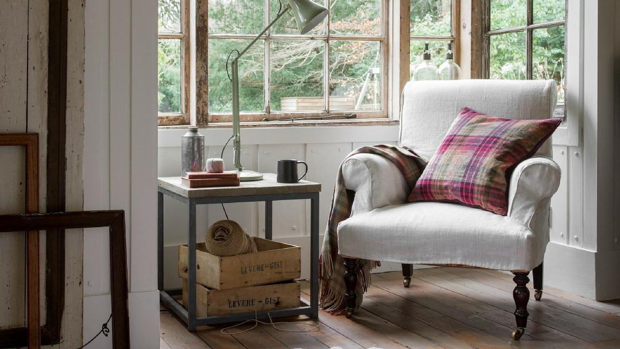tweed autumn interior