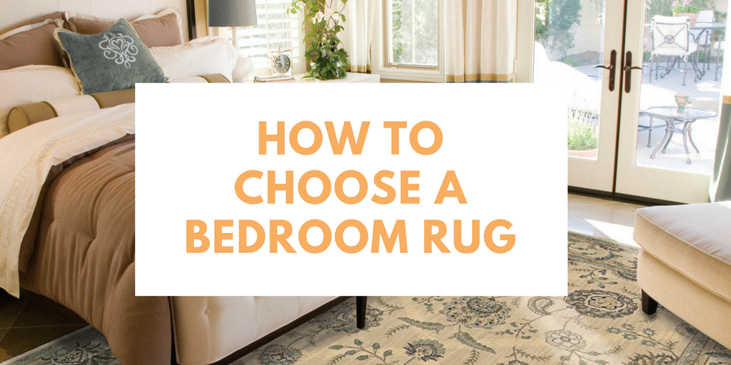 how to choose the best bedroom rug
