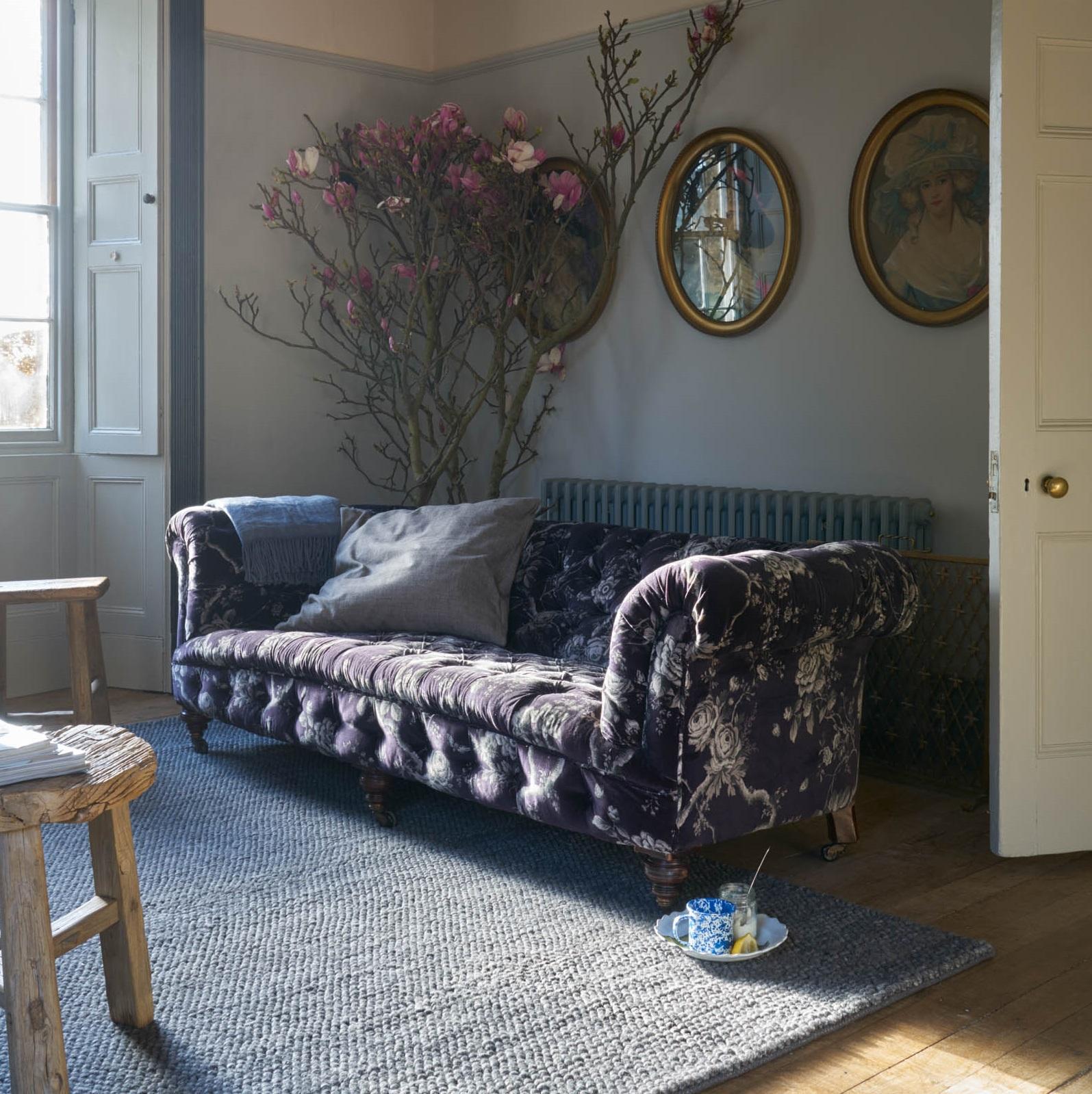 Loopy living room rugs