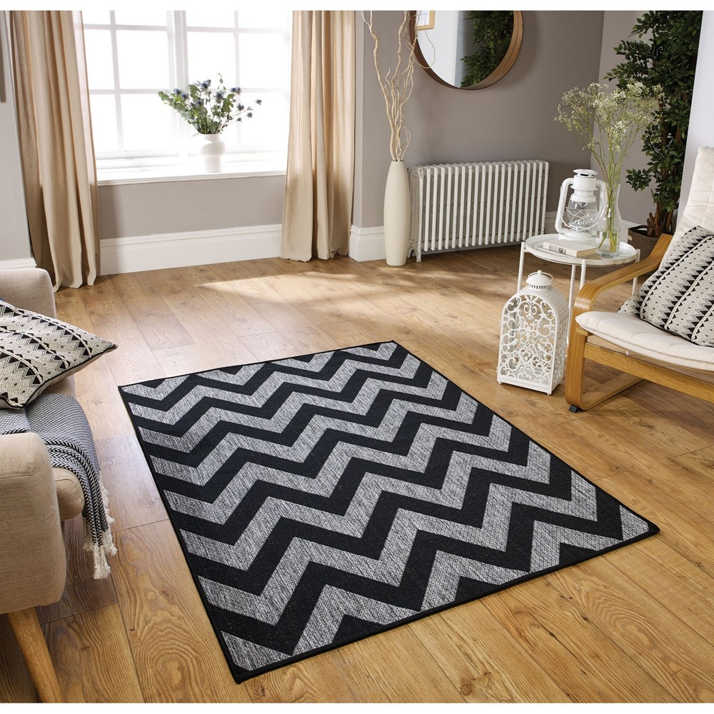 Moda Chevron rugs for student bedroom rugs