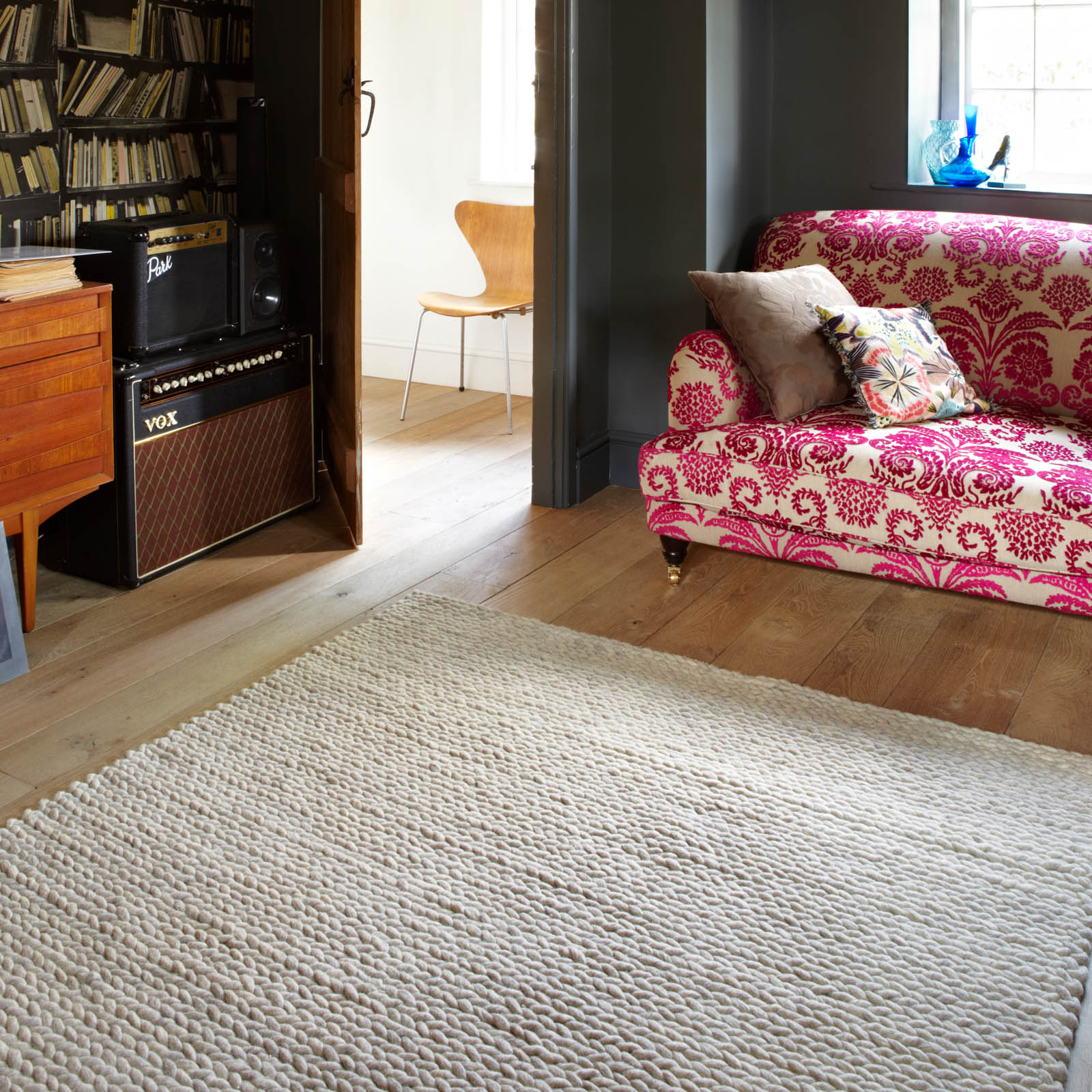 rope living room rugs