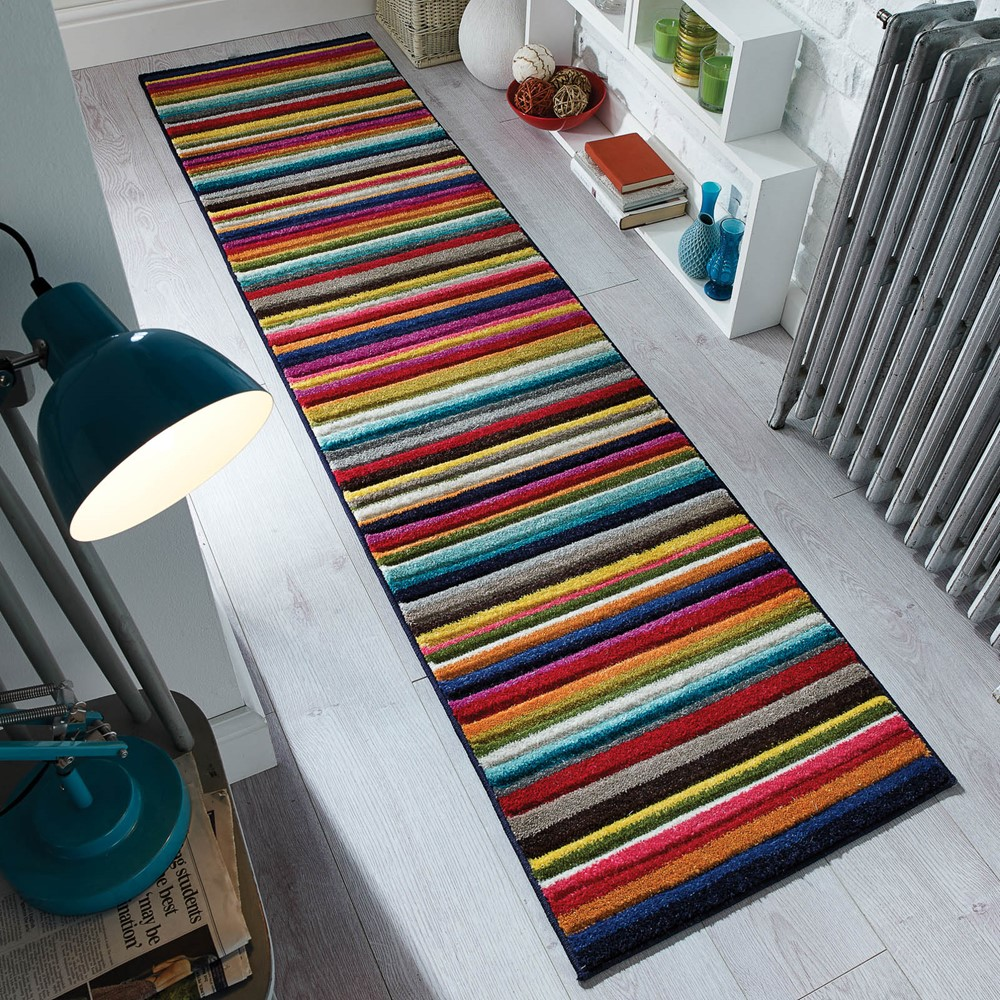 Spectrum Tango Runner for student bedroom rugs
