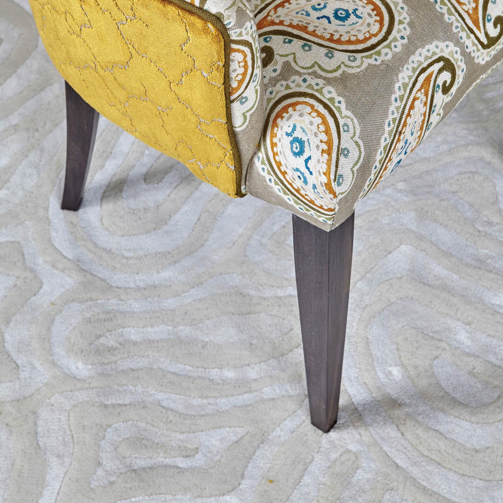 Rhoscolyn rugs in Cloud by William Yeoward