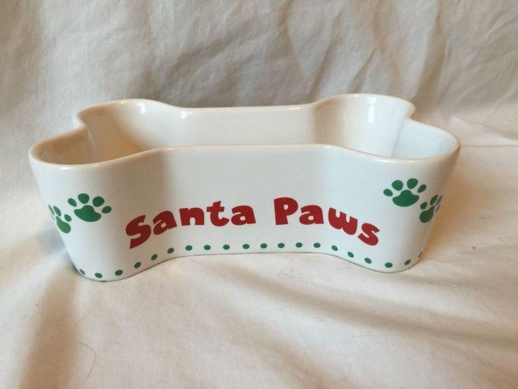christmas food bowl