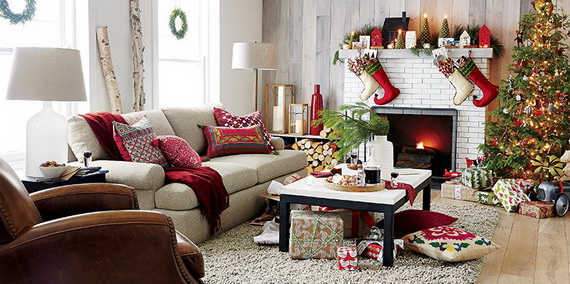 Celebrate Christmas In Style: 16 Ways To Make Your Home Feel Festive