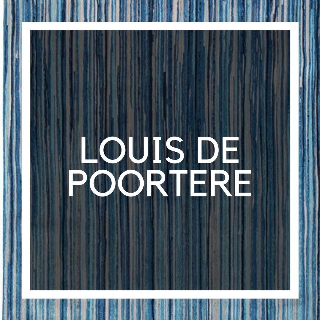 Louis De Poortere: Elegance, Beauty and Comfort